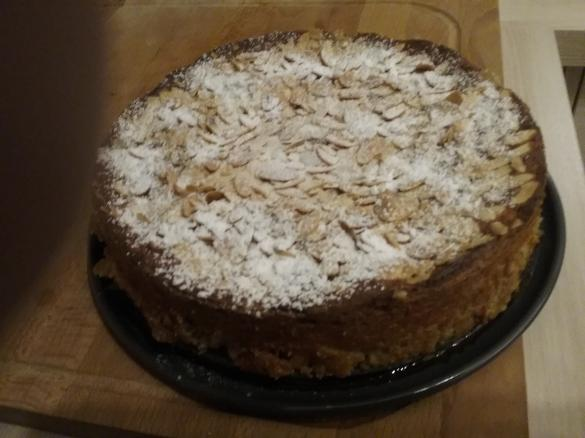 Mandelricotta Kuchen Von 88rambo Ein Thermomix Rezept Aus Der