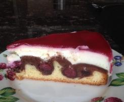 Variation von Rotkäppchen-Kuchen