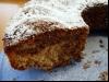 Schwarz-Weiß Kuchen mit Creme Fraiche