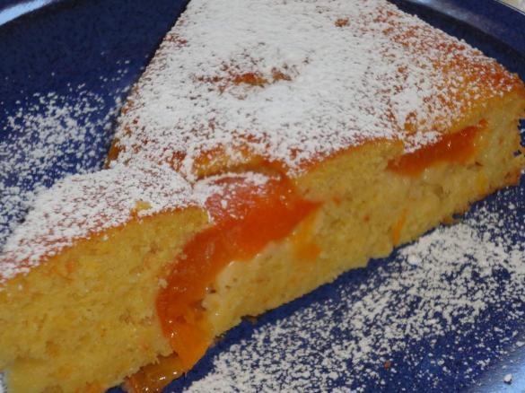 Fruchtiger Marillenkuchen Aprikosenkuchen Von Kili Ein Thermomix