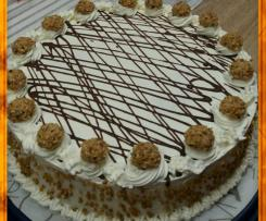 Giotto-Sahne-Torte