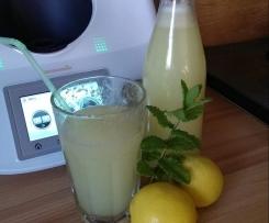 Zitronen Minze Limonade