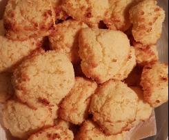 Nicoles leckere Kokosmakronen mit Crème Pâtissière , unglaublich saftig