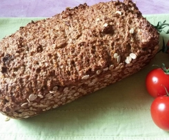 Eiweiss-Brot - kalorienarm und lecker!
