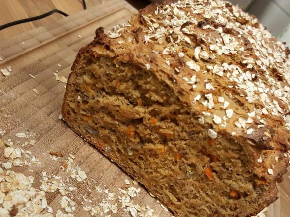 Brot backen ohne getreide