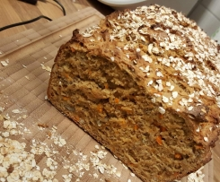 Gesundes Vitalbrot / Dinkelbrot ohne Weizenmehl
