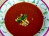 Tomatensuppe mit Nudeln türkisch