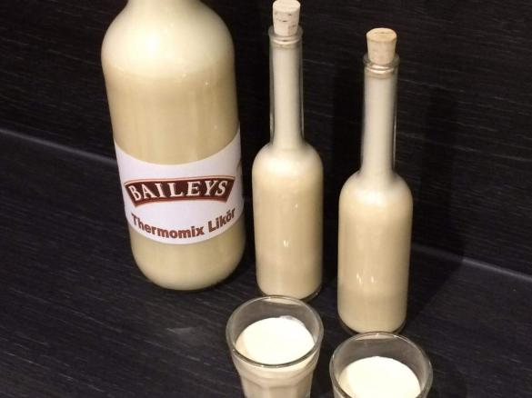 baileys cremelik r von tm benny ein thermomix rezept aus der kategorie getr nke auf www. Black Bedroom Furniture Sets. Home Design Ideas