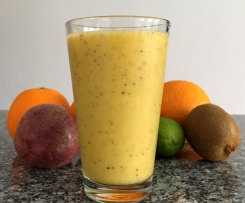Leckerer Multivitamin Frucht-Smoothie