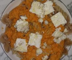 Möhren Pesto