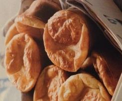 Würzige Käsemuffins