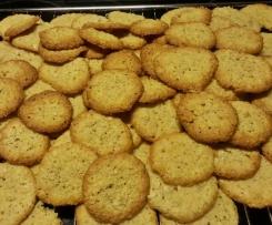 Haferflocken-Kekse ww-tauglich