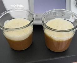 Rhabarber-Vanille-Dessert