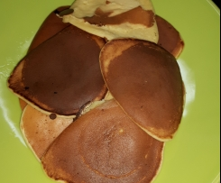 American Pancakes WW tauglich (4 SP pro Portion)