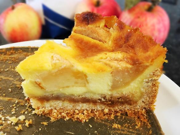 Bratapfel Vanille Kuchen Von Pandoramira Ein Thermomix Rezept Aus