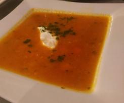 Weisskohlsuppe lecker und Schnell