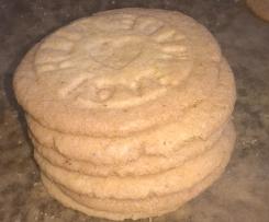 Cookies - vegan und glutenfrei