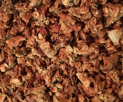 Knusper Müsli mit Nüssen - Granola