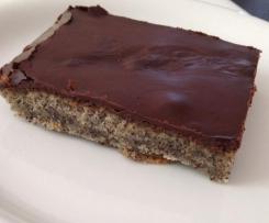 Schoko-Mohn-Kuchen