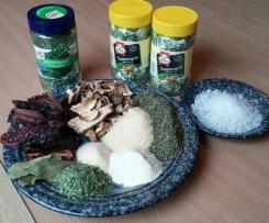 Gemüsebrühpulver - Brühe ohne Geschmacksverstärker - Suppengewürz