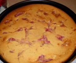 Käse-Kirsch-Kuchen