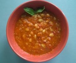 Baked Beans - südöstliche Variation