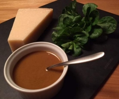 Balsamico-Vinaigrette f. Salat oder als Artischocken-Dip