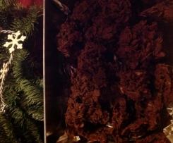 Weihnachtsschokocrossis ( glutenfrei)