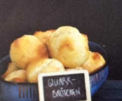 Quarkbrötchen (Finessen 6/13)