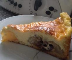 Lauwarmer Bratapfelkuchen