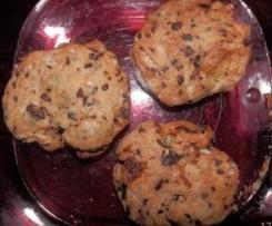 Cookies mit Schoko und Früchten heisil98
