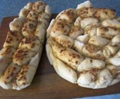 Zwiebel- Zupfbrot