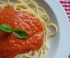 Tomatensoße - die Beste!