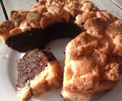 Variation von Norddeutscher Schoko-Streusel-Kuchen