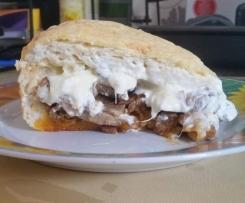 Gyros Torte