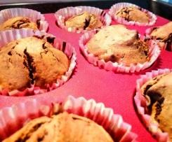Muffins vegan + saftig