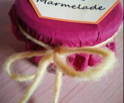 Amaretto-Zwetschgen-Marmelade
