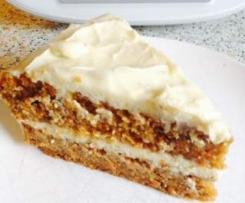 Carrot Cake ähnlich Star..s
