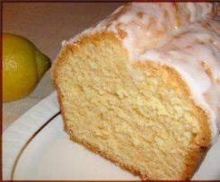 Variation von Zitronenkuchen super luftig