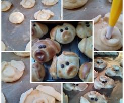 Hefeschweine