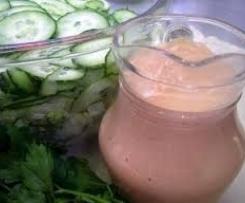 Gerrys feine Rose Island Salat-Dressing