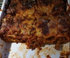 Lasagne-Bolognese WW 9PTS