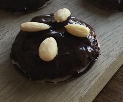 Variation Lebkuchen nach Nürnberger Art (zuckerfrei)