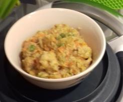 Fisch-Gemüse-Curry