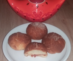 Glutenfreie, süße Brötchen ~ auch Ofen-Krapfen ~ auch milchfrei möglich