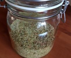 Variation Gemüsebrühpulver - Brühe ohne Geschmacksverstärker - Suppengewürz