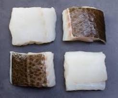 Mein 300. Rezept ist eine Delikatesse aus Norwegen - Skrei-Filets  (Winterkabeljau)