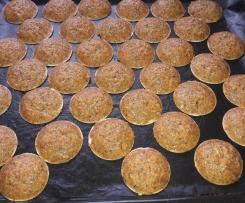 Karotten-Mandel-Lebkuchen