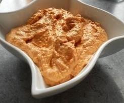 Tomaten-Schafskäse-Creme
