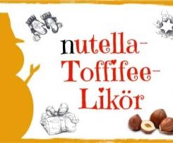 Nutella-Toffifee-Likör